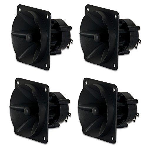 Goldwood Sound, Inc. Sound Module, Piezo Horn Tweeters 75 Watts each 4 Piece Pack Replacements for KSN1001A (GT-1001-4)