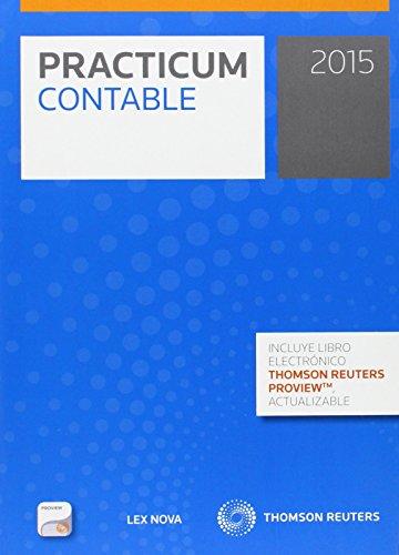 Practicum contable 2015 (Monografía)