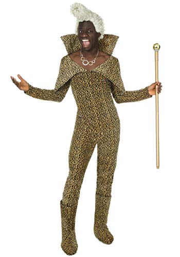 5th Element Ruby Rhod Costume w/Wig X-Large Green]()