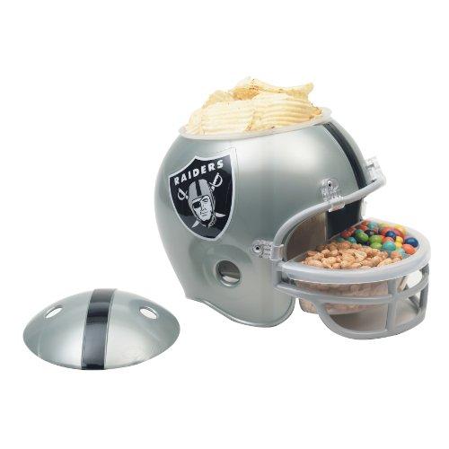 NFL Oakland Raiders Snack (Football Snack Tray)