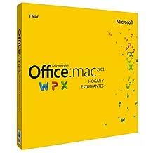 Microsoft Office para Mac 2011, Hogar y Estudiantes (1 Mac) ESPAÑOL