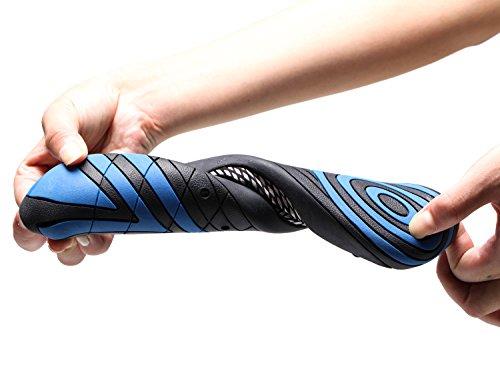 RENZER Wasserschuhe Leichte Schwimmhaut Aqua Socken Schuhe Slip-on für Strand Schwarzes Silber