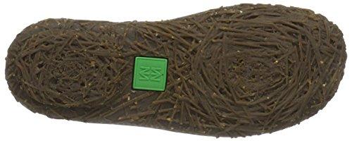 El Naturalista N755 NIDO - Botas de cuero mujer Marrón (Kaki)