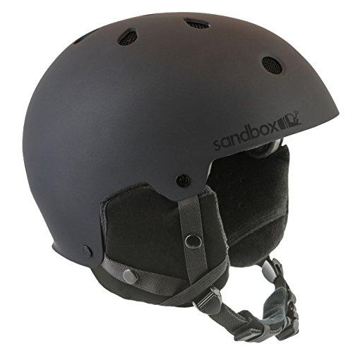 Sandbox Mens Legend Snow BOA Apex Helmet Slate Matte (Apex Snow)
