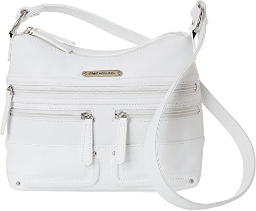 stone-mountain-emmy-hobo-solid-handbag-one-size-white