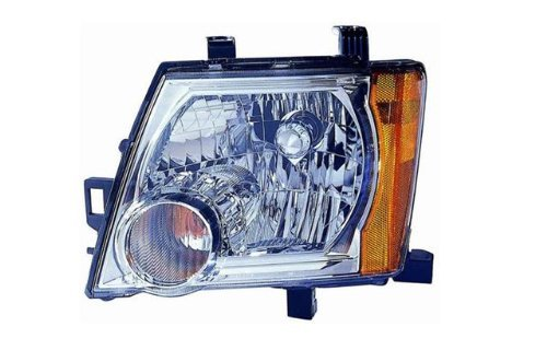 Nissan Xterra Replacement Headlight - Nissan Xterra Replacement Headlight Assembly - 1-Pair