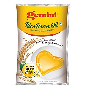 Gemini rice bran oil