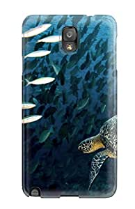 New Turtle Protective Galaxy Note 3 Classic Hardshell Case