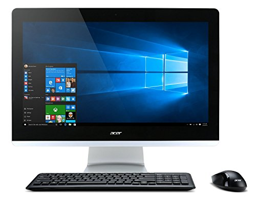 Acer Aspire Z3-710 All in One-PC 23 Zoll (58,5 cm) schwarz
