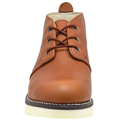 Picture of Golden Fox Men's American Heritage Work Chukka Boot with Lightweight Oil Resistant Wedge Sole for Construction