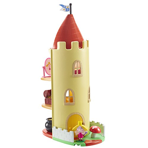 Little Holly - Ben & Holly 06402 Thistle Castle Playset