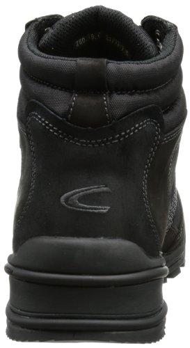camel active Nepal GTX 18 280.18.01 - Botas de cuero para hombre Negro (Nero (Schwarz (black)))