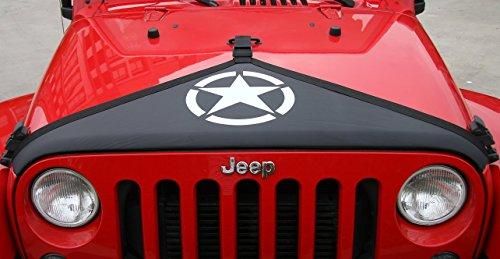 jeep armor hood - 8