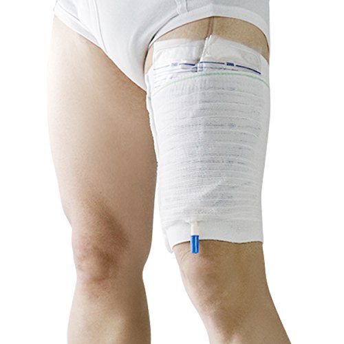 MEILYLA Sleeve Leg Urine Bags Straps Catheter Bag Cover Sleeve For Leg Calf Holder Urinary Incontinence Supporting Fixing Attached - Catheter Urine