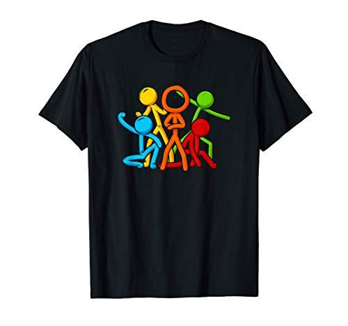 Alan Animation Becker T-Shirt
