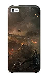 Frank J. Underwood's Shop 6038154K47883264 High-end Case Cover Protector For Iphone 5c(black Gold Online)