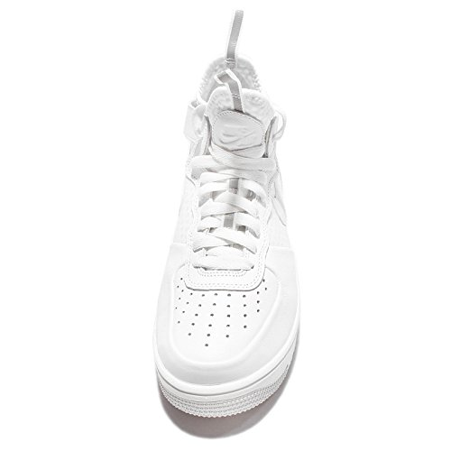 Nike Ultraforce Femme Cass Force Mid Air W De Chaussures 1 Gymnastique Blanc rI4fAr