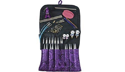 HiyaHiya 5'' Sharp Limited Edition Interchangeable Knitting Needles Gift Set by HiyaHiya