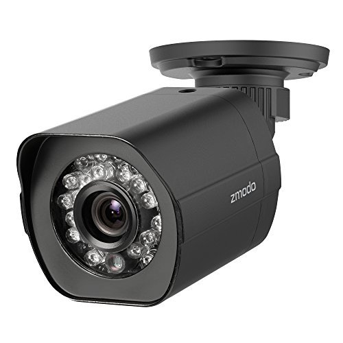 Zmodo 1080p 3rd Generation sPoE Camera with Female Micro USB Connection