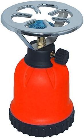 Hornillo de gas Rsonic C190 Orange • Hornillo de gas portátil ...