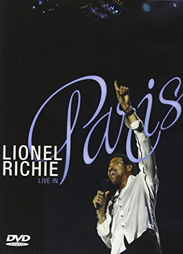 Lionel Richie: Live in Paris