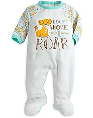 Simba Blanket Sleeper for Baby White