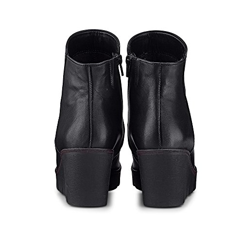 Gabor 73-784 Shoes Womens Boots Black kaKhSpzOY