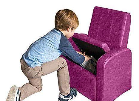 Amazon.com: STASH Sofá plegable para niños con ...