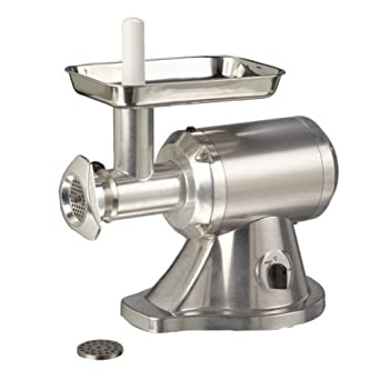 Adcraft Countertop Stainless Steel Meat Grinder, 120 Volts -- 1 each.