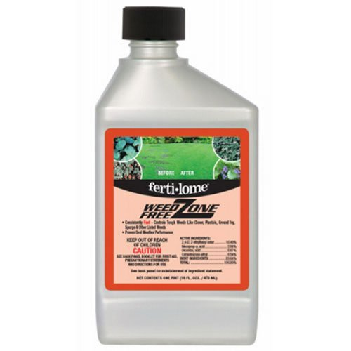 Voluntary Purchasing Group 10524 Weed-Free Zone, 16-Ounce