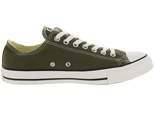 Converse Mens Chuck Taylor All Star Stagionale Bue 151184f-a Base Di Erbe