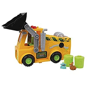 Trash Pack Series 6 Bulldozer by The Trash Pack