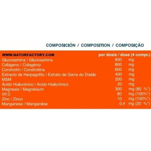 Nutrisport Artrinutril Sport Joints 160 tablets: Amazon.es: Salud y cuidado personal