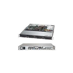 Supermicro SYS-6018R-MT 1U RM UP LGA2011 INTEL SERVER DDR4 HASWELL SATA LFF