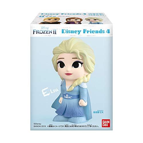 [2019년 12월 31일 발매예정] 디즈니프렌즈 미니 피규어4 FROZENⅡ (12개입) 완구가 딸린 청량 과자 (겨울왕국)