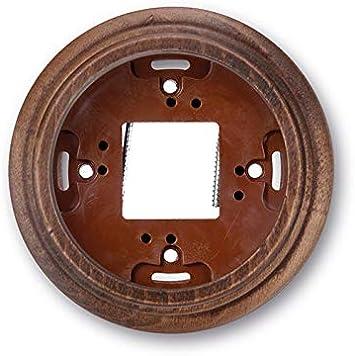 Peana madera haya 1 elemento serie Garby