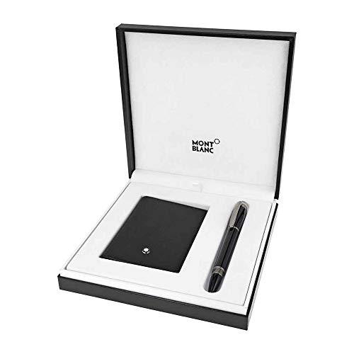 Montblanc StarWalker Midnight Black Fineliner Pen Set 114120