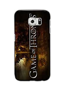 Tomhousomick Custom Design A Song Of Ice And Fire : Game of Thrones Case Cover for Samsung Galaxy S6 2015 Hot New Style wangjiang maoyi