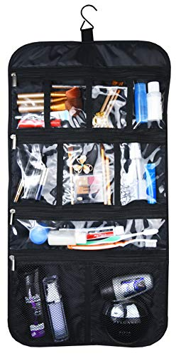 Freegrace Premium Hanging Toiletry Travel Bag - Cosmetic,