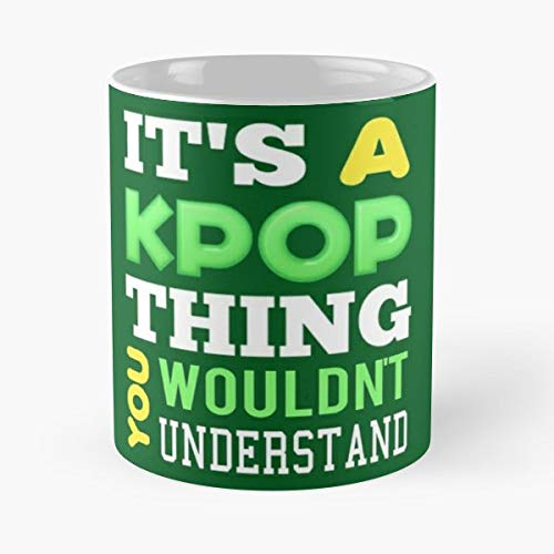 Kpop Lifestyle I Love Addict Best Gift Coffee Mugs 11 Oz