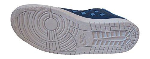 nike air jordan effetto da uomo scarpe sportive alte 705141 scarpe da tennis french blue university blue 407