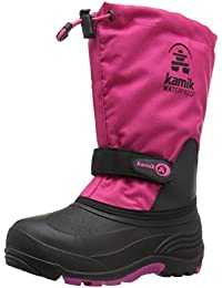 Girl's Snow Boots | Amazon.com