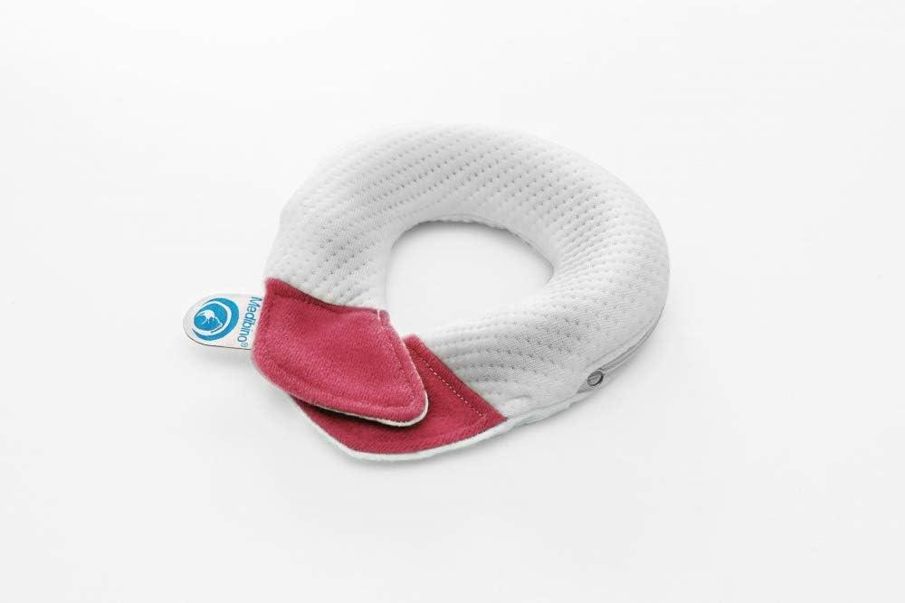 blanc Le coussin de protection pour b/éb/é /équipement de lit Kluba Medical Medibino/® rose
