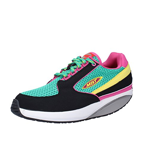 MBT Sneakers Donna 37 EU Multicolore Tessuto Nabuk