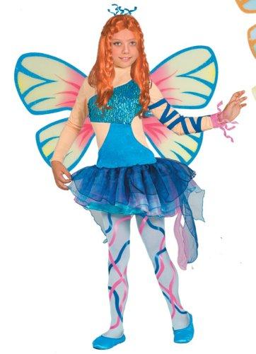5b0537eb40d7e ciao 11165 costume winx 4 6 bloom sirenix  Amazon.it  Giochi e giocattoli