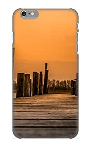 [4fd63121395] - New River Sunset Protective Iphone 6 Plus Classic Hardshell Case