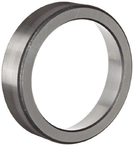 Timken 15244 Tapered Roller Bearing, Single Cup, Standard Tolerance, Straight Outside Diameter, Steel, Inch, 2.4410