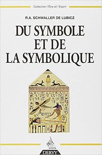 Livre Du symbole et de la symbolique pdf