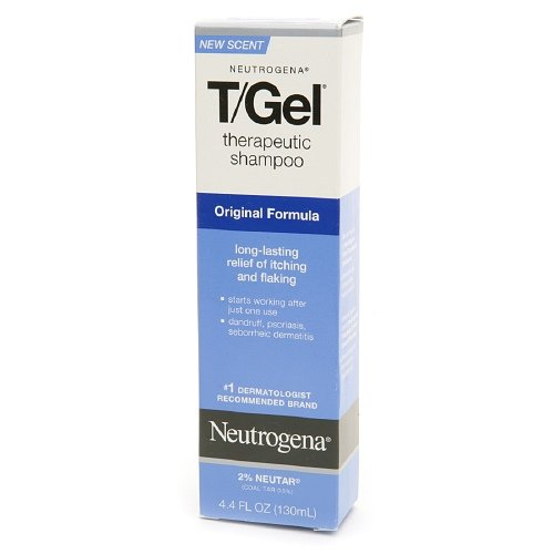 Neutrogena T/Gel Therapeutic Shampoo Original Formula 4.40 oz