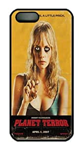 Planet Terror 1 PC Case Cover for iPhone 5 and iPhone 5s Black